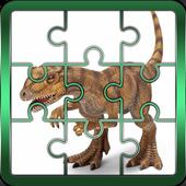 Dinosaur Puzzle Game icon