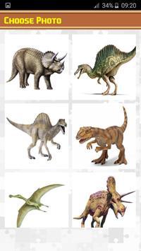 Dinosaur Puzzle Game screenshot 1