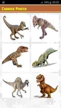Dinosaur Puzzle Game screenshot 2
