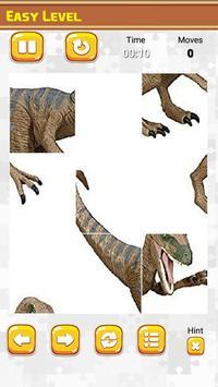 Dinosaur Puzzle Game screenshot 3