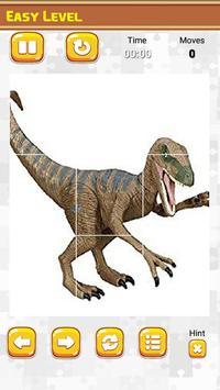 Dinosaur Puzzle Game screenshot 4