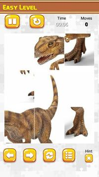 Dinosaur Puzzle Game screenshot 5
