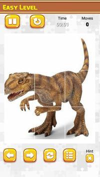 Dinosaur Puzzle Game screenshot 6