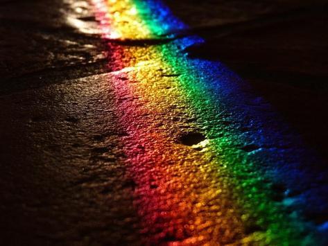 Rainbow Color Wallpaper screenshot 4