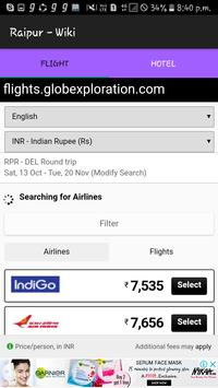 Raipur - Wiki screenshot 2