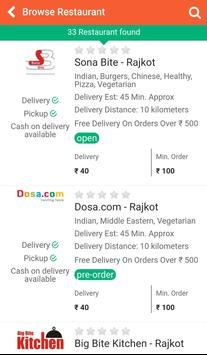 Rajkotian - Food Delivery screenshot 2