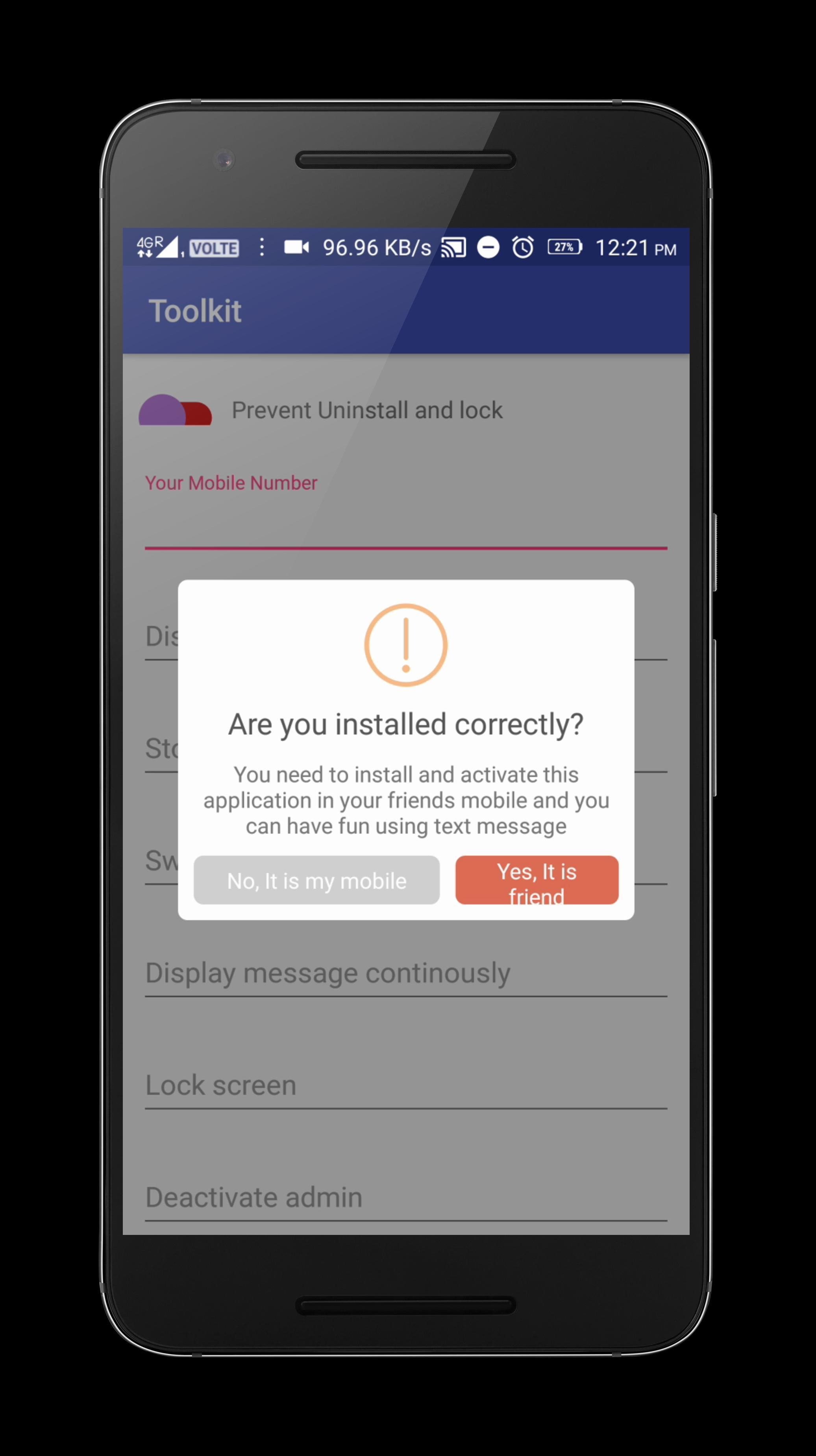 Hack friends phone for fun (PRANK) for Android - APK Download