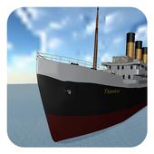 Titanico Ship Sim icon