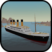 Titanico Ship Sim icon