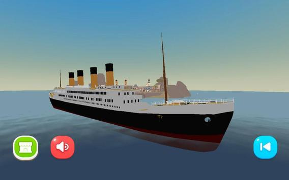 Titanico Ship Sim apk screenshot