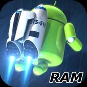 RAM Memory Speed Up 2018 icon