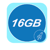 16 GB Clean Booster Fhone icon