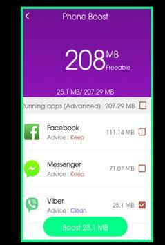 16 GB Clean Booster Fhone screenshot 1