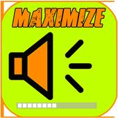 Enhance Volume - Sound Maximizer icon