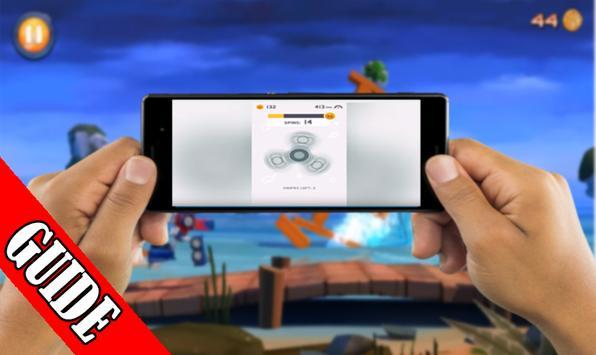 ☠ Guide Spin a Fidget Spinner apk screenshot