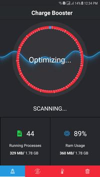 Fast Clean Master - Phone  & Battery Speed Booster screenshot 1