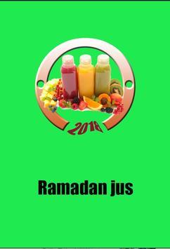 عصائر رمضانية منعشة 2018 poster