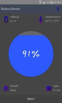 64 GB RAM BOOSTER SPEED & FREE screenshot 5