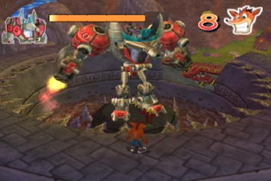 New Crash Bandicoot Cheat screenshot 2