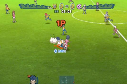 New Inazuma Eleven Cheat poster