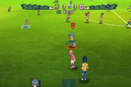 New Inazuma Eleven Cheat screenshot 1