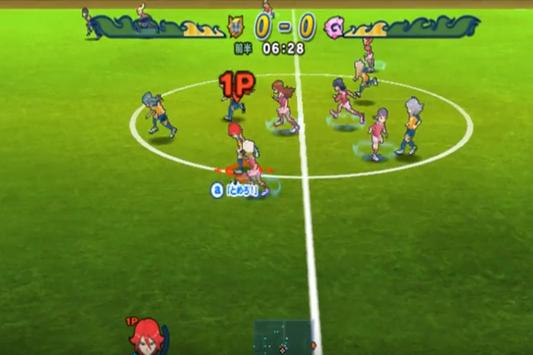 New Inazuma Eleven Cheat screenshot 2