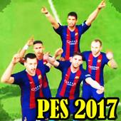 New Pes 2017 Foot Ball Hint icon