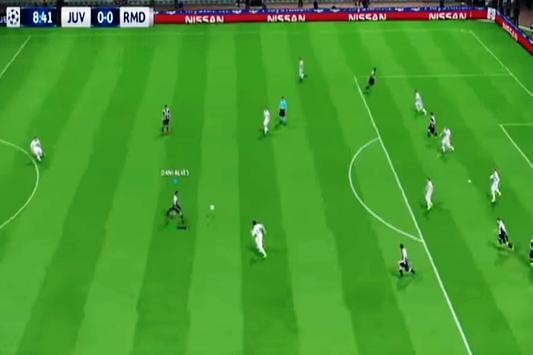 New Pes 2017 Foot Ball Hint screenshot 1