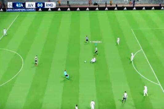 New Pes 2017 Foot Ball Hint screenshot 3