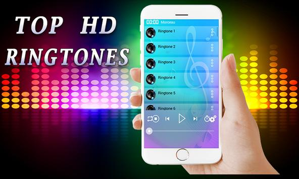 Top HD Ringtones screenshot 4
