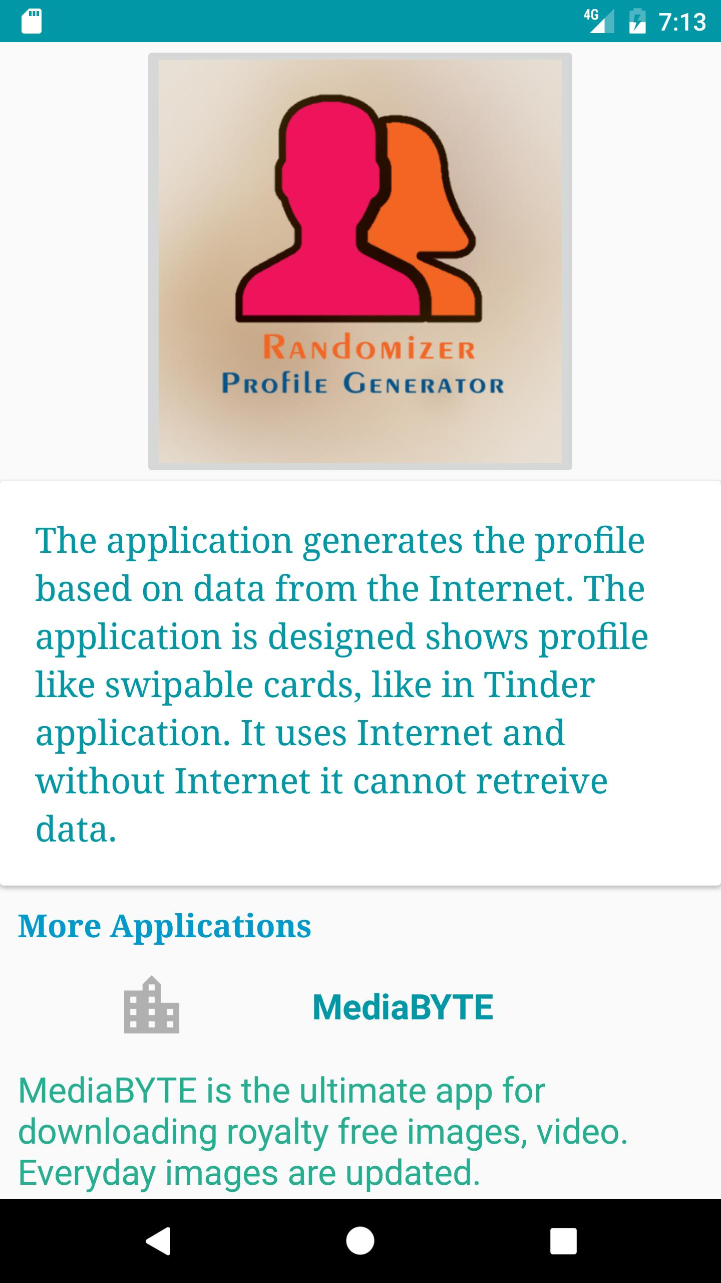 Fake Account Generator for Android - APK Download