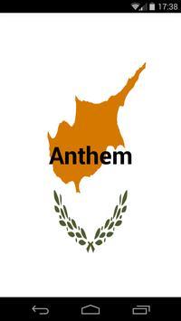 Cyprus National Anthem poster