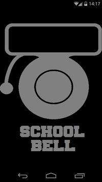 School Bell poster