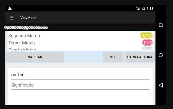 VeryMatch Mobile apk screenshot
