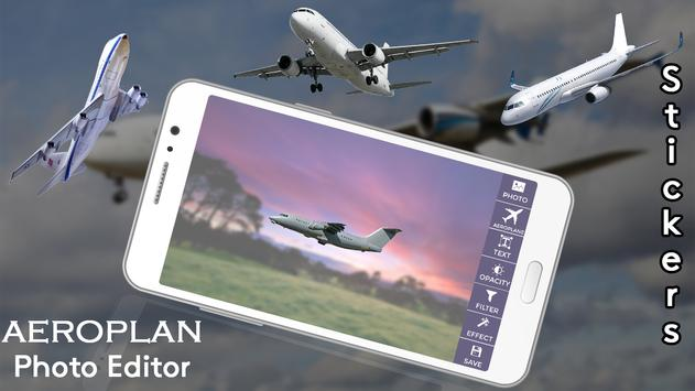 Aeroplane Photo Editor screenshot 1