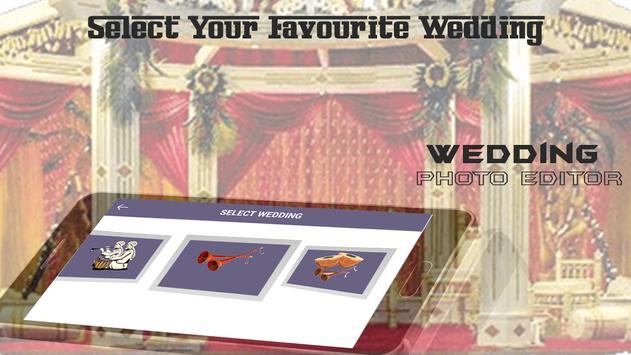Wedding Photo Editor screenshot 3