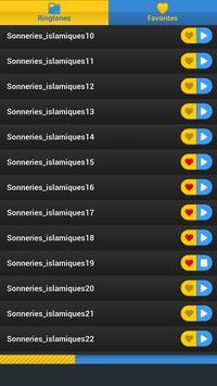 Sonneries islamiques screenshot 1