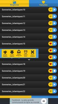 Sonneries islamiques screenshot 2