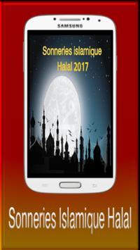 Sonneries Islamique Halal poster
