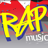 Rap Music Maker. Stream Rap Music. Rap on Beat. icon