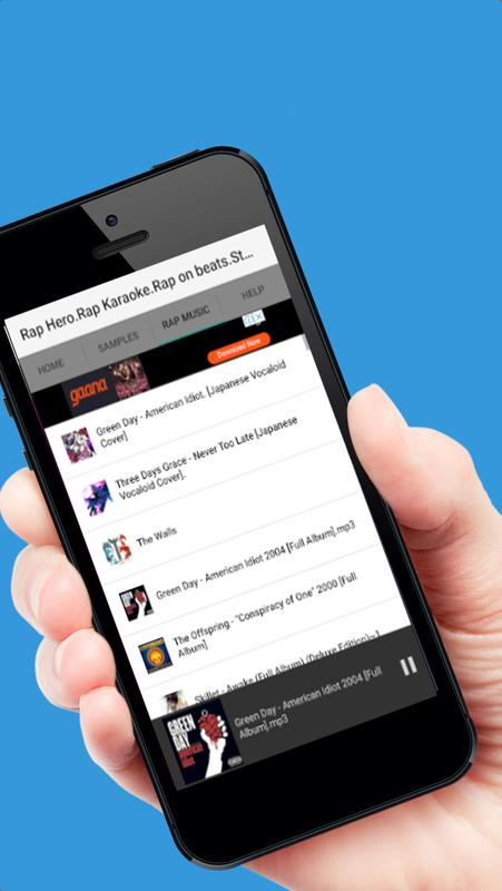 Rap studio recorder with beats for android apk download.