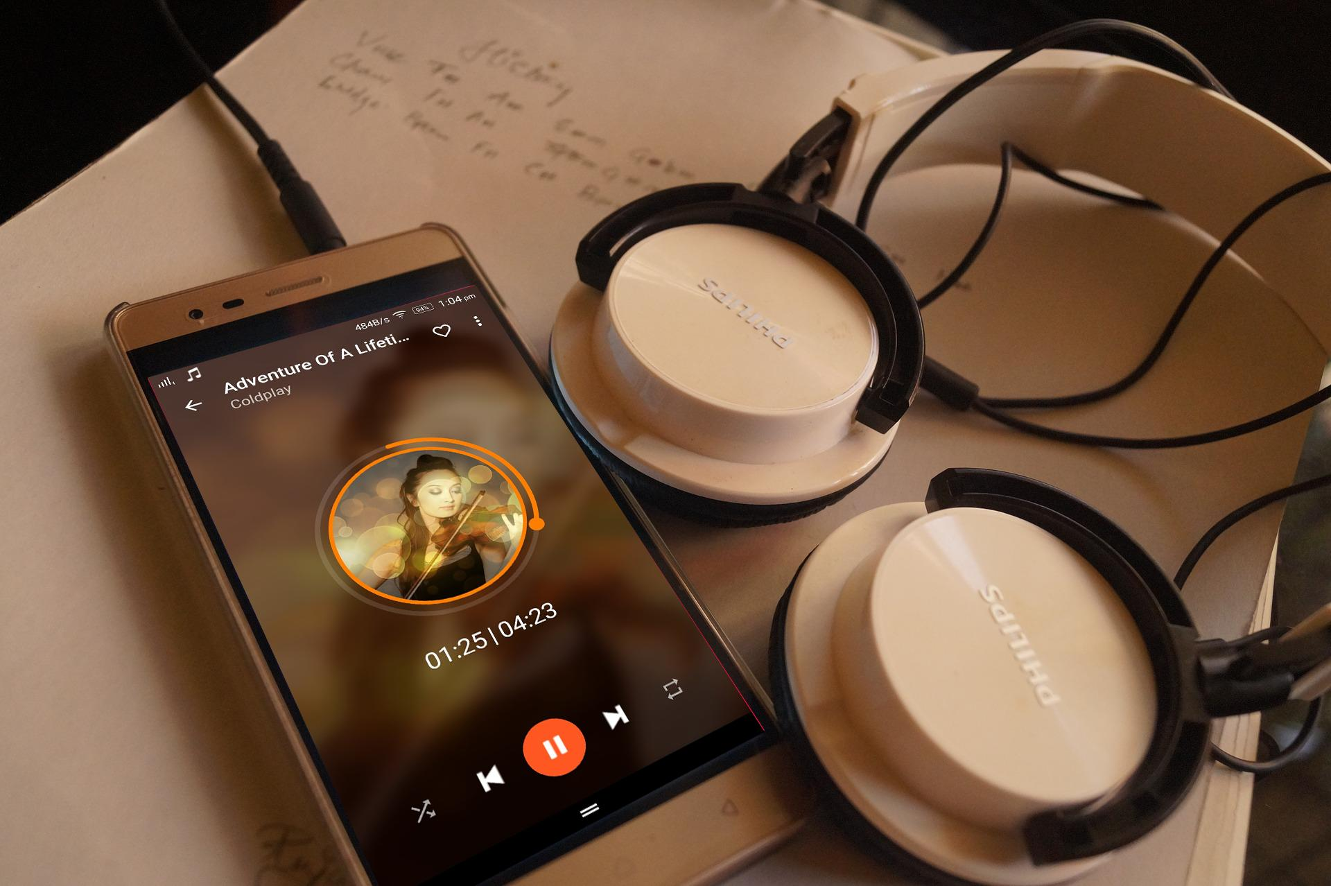 Rapid Music Player - free music player 2018 for Android