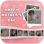 Mother's Day Video Maker icon