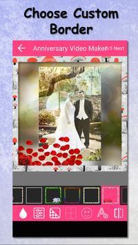 Anniversary Photo Video Maker apk screenshot