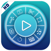 HD Video Maker With Music icon
