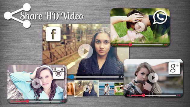 HD Video Maker With Music apk screenshot