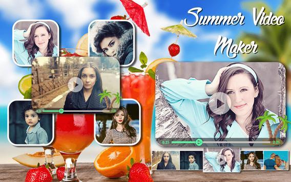 Summer HD Video Maker screenshot 7