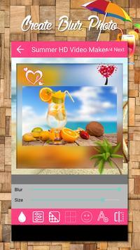 Summer HD Video Maker screenshot 5