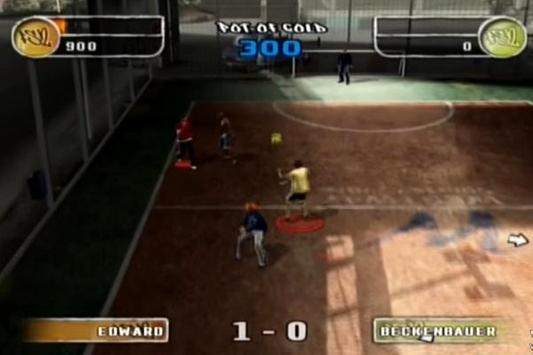 Poster Guide FIFA Street 2
