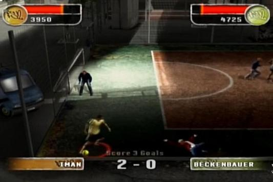 Guide FIFA Street 2 screenshot 2